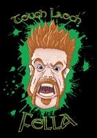 Sheamus-final by trickydeuce