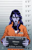 Inque locked up commission by phil-cho