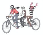 I WANT TO RIDE MY BIKE -color- by Amandazon