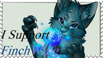 I Suport Finchwing by Circuscatgirl