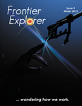 Frontier Explorer magazine issue 3 by jedion357