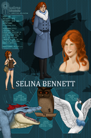 PDL Application Selina Bennett by TamHorse