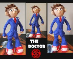 The Doctor in Clay by Mazzi294