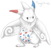 Togekiss by InnocentDrive