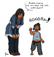 LoK - A Visit from Lord Zuko by yinza
