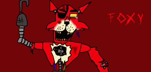 Five Nights at Freddy's: Foxy by TheUltimateSpiderFan