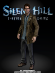 Harry Mason - Silent Hill : Shattered Memories by JhonyHebert