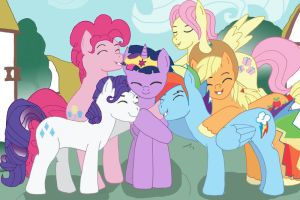MLP: A True True Friend by bb14