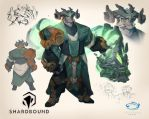 Sharbound - Vardan by nicholaskole