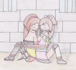 Kai and Oichi Imprisoned by TraceMem
