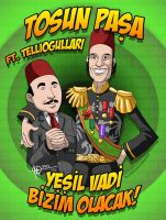 tosun pasa by nedesem