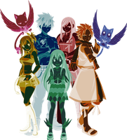 Fairy Tails Strongest Team by NarutoKingZ12