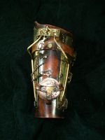 Captains Steampunk Time Piece by Skinz-N-Hydez