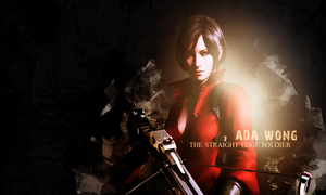 Ada Wong wallpaper andy by Vicky-Redfield