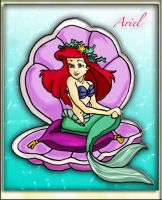 The Little Mermaid by Syreene