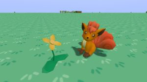 A Vulpix by JackAxeWell
