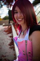 Kingdom Hearts: Kairi by VandorWolf
