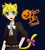 Trick or threat by Cooler-Aid13