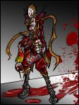 Piedmon: Blood Stained Tragedy by Kiarou