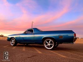 El Camino Blues by Swanee3