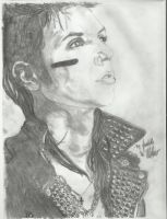 Andy Biersack BvB 33 finished by xxdaswarwohlnix