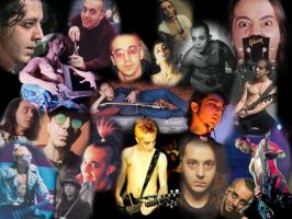 Daron Malakian Wallpaper by Annikki