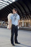 Grunge Angel stock 5 by Random-Acts-Stock
