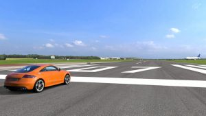 GT5 - Audi TTS Coupe '09 by Akio-CK