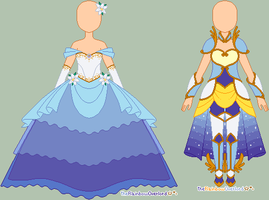 New Outfits For Tamami by Queen-of-Color
