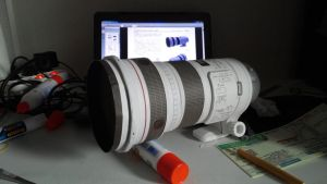EF300 papercraft by EOTTTSSS