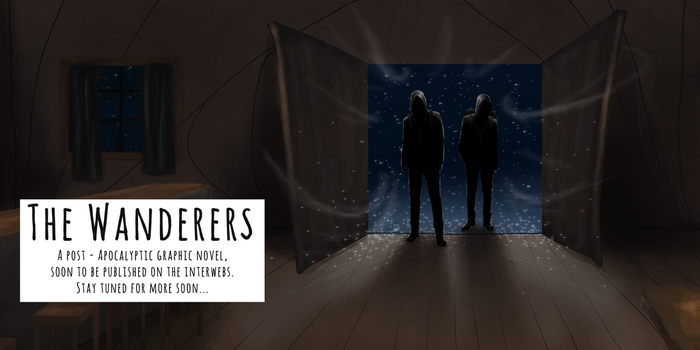 The Wanderers: A Graphic Novel by TheWanderersArtwork