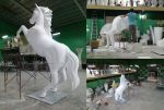 other angles of horsey by Kulot