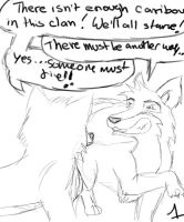 wolf's eye part 1 by leaftail99