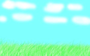 grass land day time by efilhope