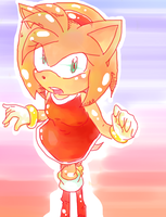 Amy--mega colors by Klaudy-na