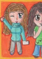 ACEO #101 'Here we are again'      My part ^^ by Shiako-sama