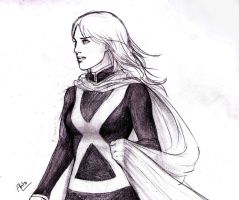 Miss Martian -_- by Drakyx