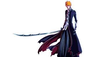 Comission- Bankai I by iGeerr