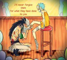 I'll never forgive them by 191195