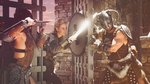 Skyrim - Fight for the castle by TarasqueProductions