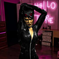 Catwoman 16 by LowBassGuy