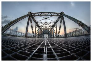 Iron Bridge by Graphylight