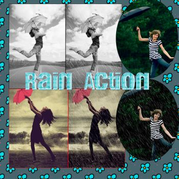 Rain Action Password rain03 by Itzeditions