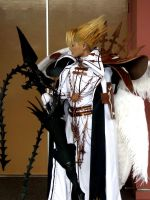 Trinity Blood - Orochi X by KajiuraSama