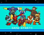 Game start by roseannepage