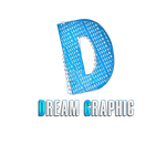 Dream Graphic logo blu by MikyDesign