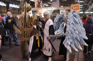 Epic Bleach cosplayers by SeanMaguire1991