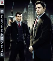 Mafia 2 PS3 Cover by haunted-passion