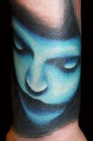 Scary sleeve part 6 by brandonbond