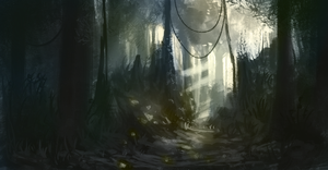 Forest Gate by Chillalord